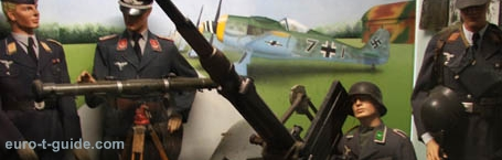 "December 1944 Museum - La Gleize - Belgium - ""Battle of the Bulge"""