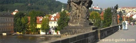 Charles Bridge - Prague - Czech Republic - Landmark - European Tourist Guide - euro-t-guide.com