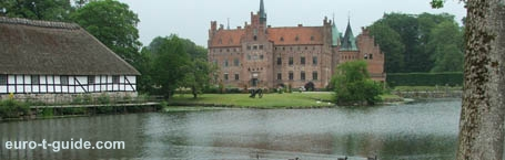 Egeskov Castle & Museums - Faaborg - Denmark - Automobile - Aircraft - Fire trucks - Motorcycles - Garden - Building - Toys - European Tourist Guide - euro-t-guide.com