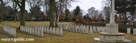 Frederikshavn War Cemetery - Denmark - Jutland - World War - Memorial - euro-t-guide.com - European Toruist Guide