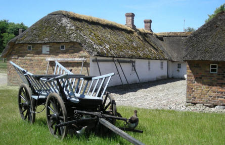 Hjerl Heden Open-air Museum - Skive - Denmark - European Tourist Guide - euro-t-guide.com