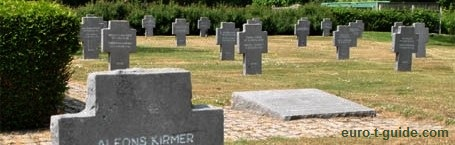 Lemvig War Cemetery - Denmark - Jutland - World War - Memorial - euro-t-guide.com - European Toruist Guide
