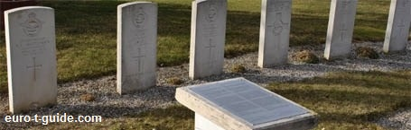 Svinø War Graves - Commonwealth War Graves - Denmark - European Tourist Guide - euro-t-guide.com
