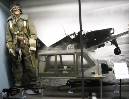 A part of the Air Force collection at Helsinki Military Museum.