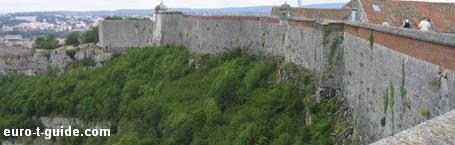 Citadel of Besançon - France - Fortress - World War II - Zoo - European Tourist Guide - euro-t-guide.com