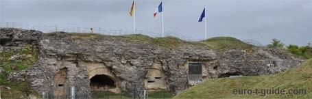 Fort de Douaumont - World War I museum - Battlefield - Memorial -  - European Tourist Guide - euro-t-guide.com