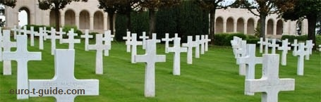 Meuse-Argonne American Cemetery -  World War I Memorial - Verdun - France - US - European Tourist Guide - euro-t-guide.com