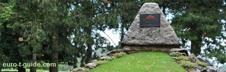 Beaumont-Hamel Newfoundland Memorial - France -  World War I - European Tourist Guide - euro-t-guide.com