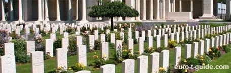 Faubourg-d'Amiens Cemetery - Arras - France - World War I & II - Memorial - European Tourist Guide - euro-t-guide.com
