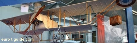 Le Bourget Museum of Air & Space - Aviation - Aircraft -  France - European Tourist Guide - euro-t-guide.com