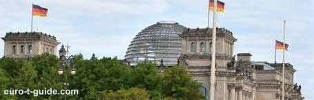 Reichstag Building - Berlin - Germany - Building - Bundestag - European Tourist Guide - euro-t-guide.com