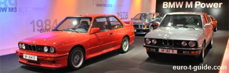 BMW Museum - Germany - Automobile & Motorcycle  Museum - European Tourist Guide - euro-t-guide.com