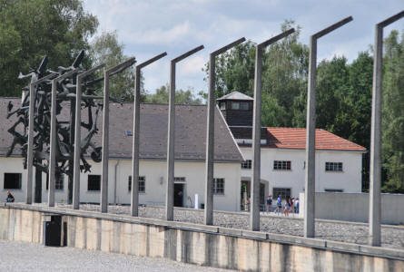 Dachau Concentration Camp Memorial Site - Munich/München - Germany - European Tourist Guide - euro-t-guide.com