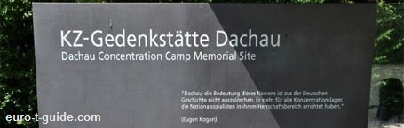 Dachau Concentration Camp - Germany - World War II - European Tourist Guide - euro-t-guide.com