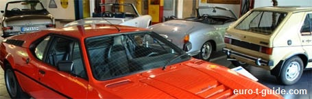 EFA - Museum of German Automobile History - Amerang - Chiemgau - Germany - European Tourist Guide - euro-t-guide.com
