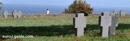 Maleme German War Graves - Crete - Greece - World War II - Cemetery - Museum - European Tourist Guide - euro-t-guide.com