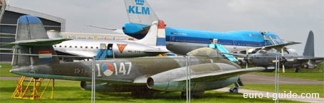 National Aviation Theme Park Aviodrome - Lelystad - Holland - Nederland - Aircraft Museum - European Tourist Guide - euro-t-guide.com