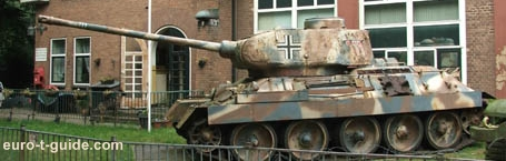 Arnhem War Museum - Holland - Nederland - World War II - European Tourist Guide - euro-t-guide.com