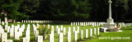 Overloon War Cemetery - Nijmegen - Holland - Nederland - World War II - Memorial - European Tourist Guide - euro-t-guide.com