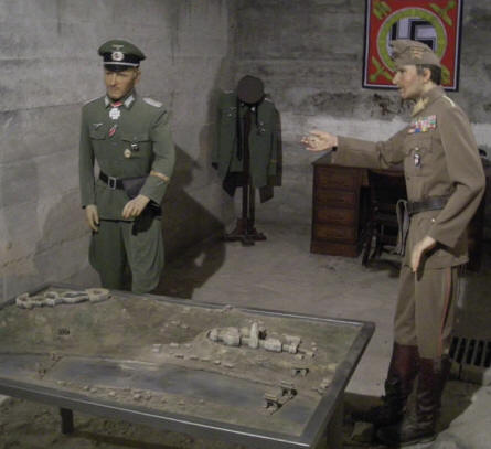 Budapest - World War II bunker - euro-t-guide.com - European Tourist Guide