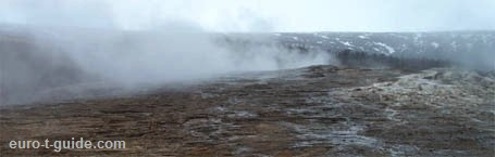 Geysir Center - Iceland  - European Tourist Guide - euro-t-guide.com