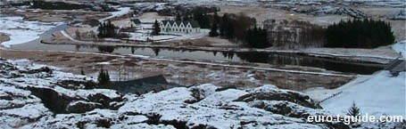 Thingvellir National Park - Iceland  - European Tourist Guide - euro-t-guide.com