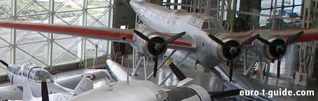 euro-t-guide - Aircraft Museums & sights - Europe - Aviation - European Tourist Guide