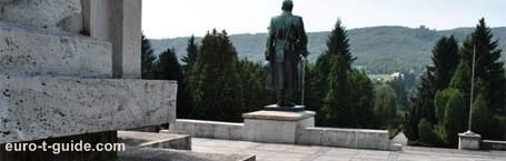 Battle of the Dukla Pass Memorials - Svidnik - Slovakia