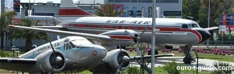 Museum of the Airport of Malaga - Spain - European Tourist Guide - euro-t-guide.com
