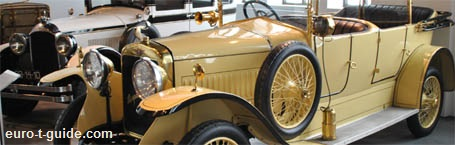 Automobile Museum of Málaga - Spain - European Tourist Guide - euro-t-guide.com