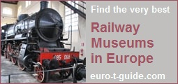 European Tourist Guide - Commercial Banner - euro-t-guide.com