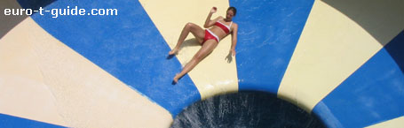 euro-t-guide - Aqua Parks & Water fun - Europe - European Tourist Guide - Swimmingpool