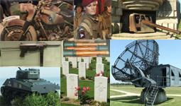 D-day pictures - European Tourist Guide - euro-t-guide.com